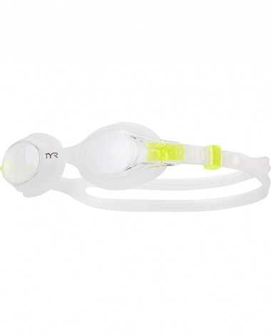 TYR Kids' Swimple Glow in the Dark Goggles