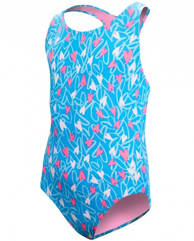 TYR Girls' BFF Maxfit Swimsuit