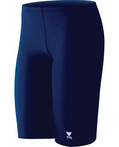 Men's TYReco Solid Jammer Swimsuit