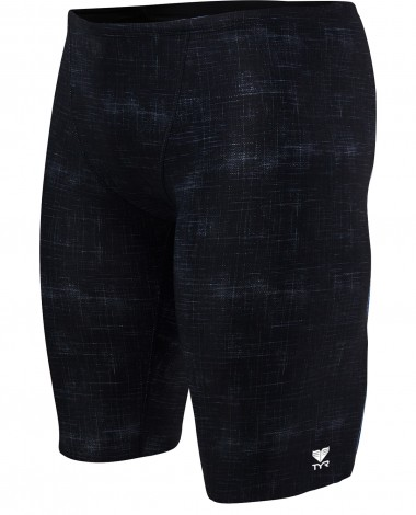 TYR Men's Sandblasted Jammer Swimsuit