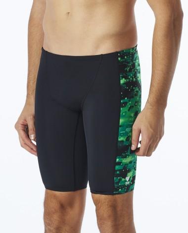 TYR Men's Vega Hero Splice Jammer Swimsuit