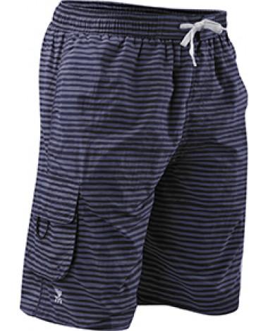 Men's Micro Stripe Challenger Swim Short