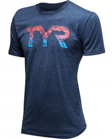"TYR Men's ""TYR Veteran"" Graphic Tee"