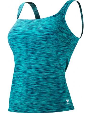 Women's Plus Size Sonoma Aqua Tankini