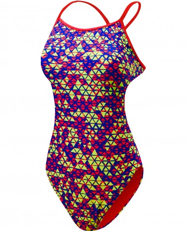 TYR Girls' Modena Trinityfit Swimsuit