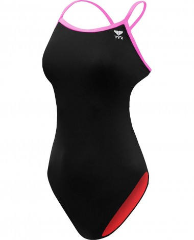 TYR Women's Solid Trinityfit Swimsuit