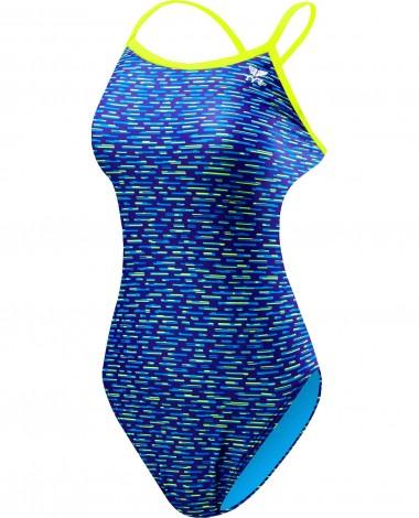 TYR Girl's Vitality Trinityfit Swimsuit