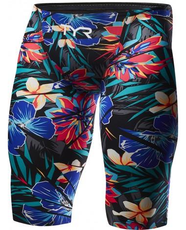 TYR Men's Avictor Lava Jammer Swimsuit
