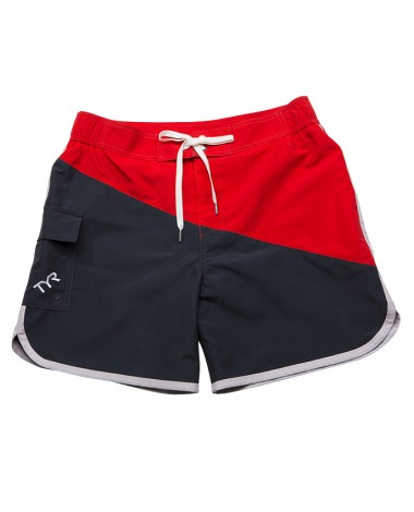 Men's Diagonal Splice Bulldog Boardshort