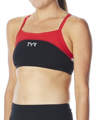 TYR Women's Carbon Thin Strap Bra