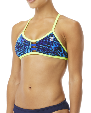 TYR Women's Kauai Pacific Tieback Top