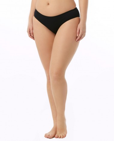 Women's Plus Size Solid Mid Rise Bottom