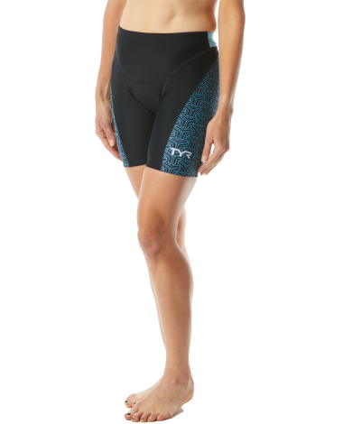 TYR Women's Sublitech ST 1.0 Custom Tri Short