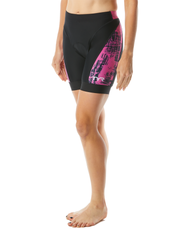 TYR Women's Sublitech  ST 3.0 Custom Tri Short