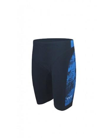 TYR Men's Sublitech ST 3.0 Custom Tri Short