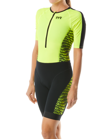 TYR Women's Sublitech ST 5.0 Custom Tri Speedsuit
