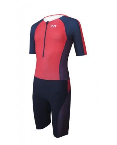 TYR Men's Sublitech ST 1.0 Custom Tri Speedsuit