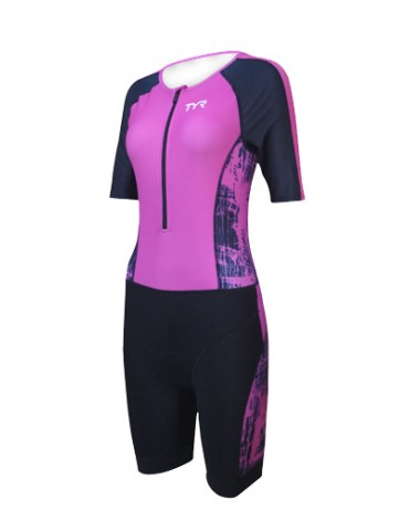 TYR Women's Sublitech ST 3.0 Custom Tri Speedsuit