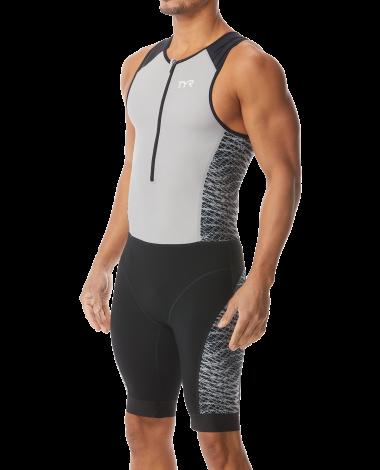TYR Men's Sublitech ST 5.0 Custom Trisuit