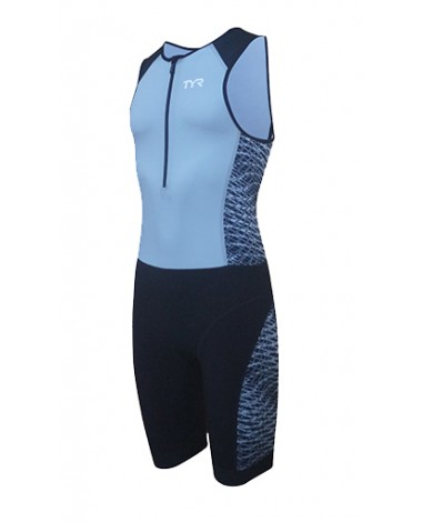 TYR Men's Sublitech ST 5.0 Custom Trisuit