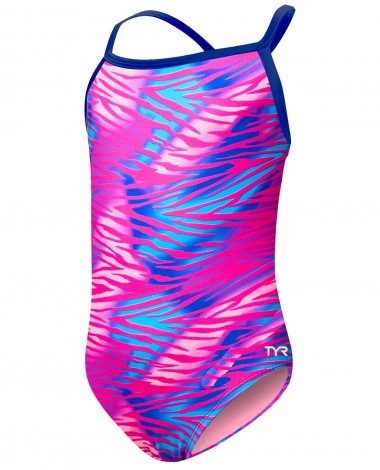 TYR Girls' Dreamland Addy Diamondfit