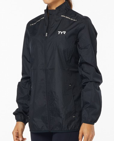 TYR Women's Alliance Windbreaker