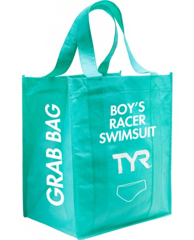 Boys' Grab Bag Racer Swimsuit