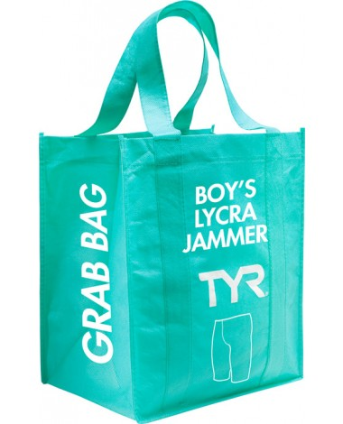 Boys' Grab Bag Lycra Jammer Swimsuit