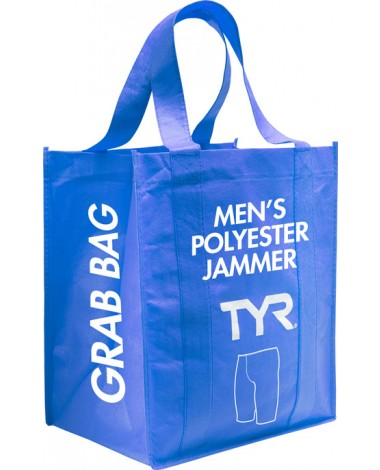 Men's Grab Bag Polyester Jammer Swimsuits
