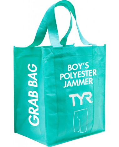 Boys' Grab Bag Polyester Jammer Swimsuit
