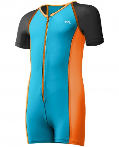 Boys' Solid Thermal Suit