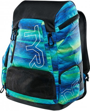 TYR Alliance 45L Backpack- Kinematic