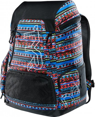TYR Alliance 45L Backpack- Santa Fe