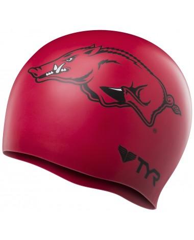 University of Arkansas Swim Cap