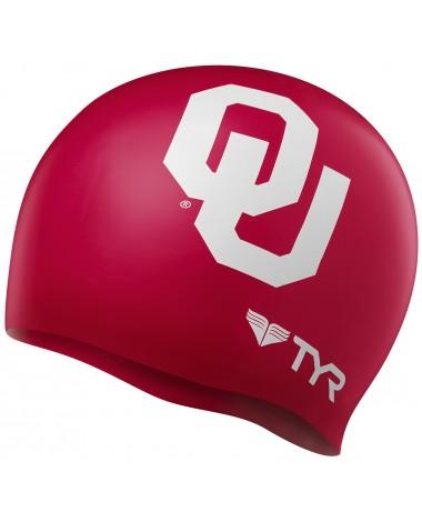 University of Oklahoma Swim Cap