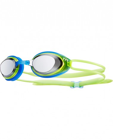 TYR Blackhawk Racing Mirrored Youth Goggles