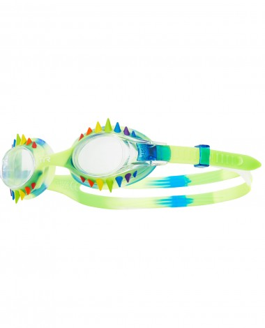 TYR Swimple Spikes Tie Dye Kids' Goggle