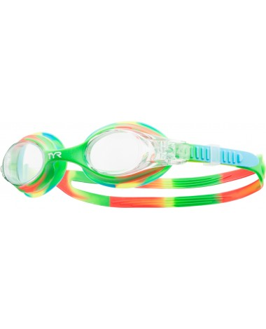 TYR Swimple Tie Dye Kids' Goggles