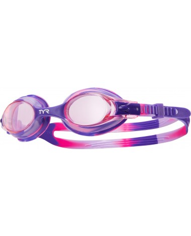 Kids' Swimple Tye Dye Goggles
