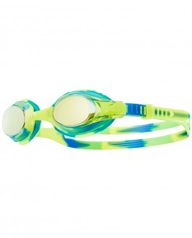 TYR Kids' Swimple Mirrored Tie-Dye Goggles