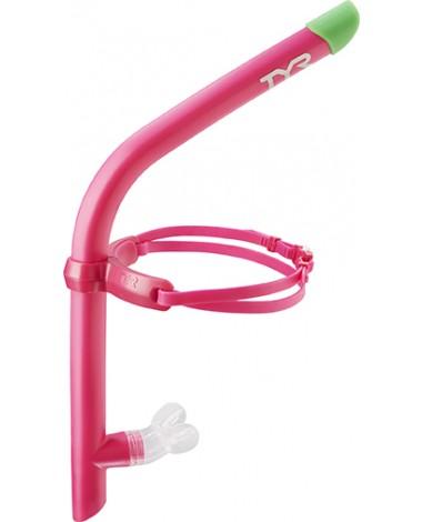 TYR Pink Ultralite Snorkel 2.0