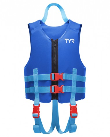 TYR Kids' Start to Swim Traditional Life Vest