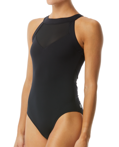 TYR Women's Eva One Piece-Solid