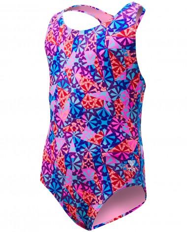 TYR Girls' Sugar Rush Maxfit Swimsuit