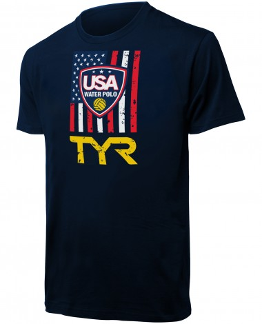 USA Water Polo Men's 2018 Graphic Tee