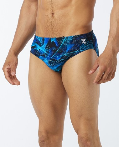 TYR Men's Axis Racer Swimsuit