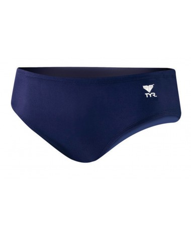 Men's TYReco Solid Racer Swimsuit
