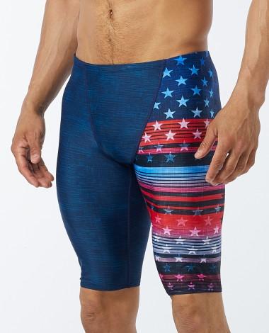 TYR Men's Liberty Jammer Swimsuit