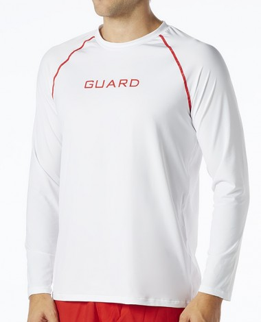 TYR Guard Men's Long Sleeve Rashguard