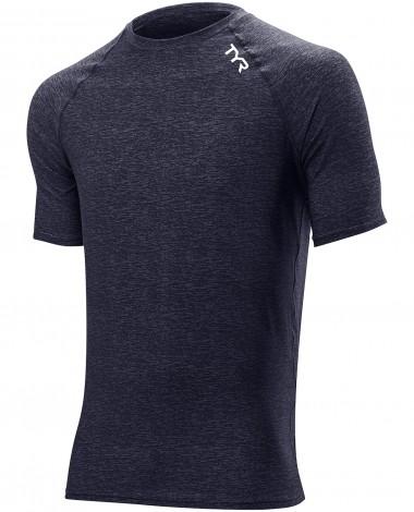 TYR Men's Tahoe Short Sleeve Rashguard